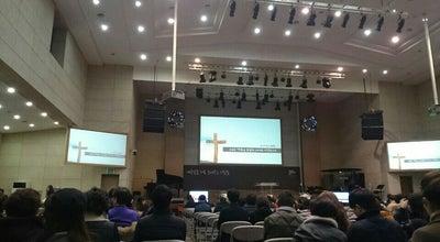 Photo of Church 온누리교회 at 원미구 평천로 589, 부천시, South Korea