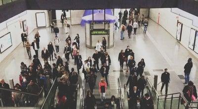 Photo of Subway METRO Universitat at Pl. Universitat, Barcelona 08007, Spain