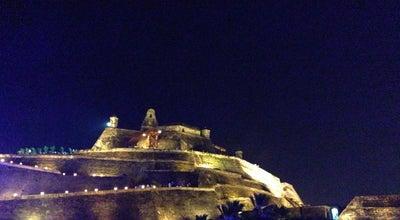 Photo of Castle Castillo de San Felipe de Barajas at Cerro San Lázaro, Cartagena, Colombia