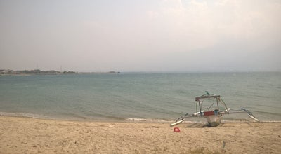 Photo of Beach Wina Beach at Jl. Kaombona, Palu, Indonesia