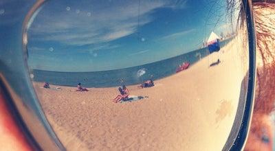 Photo of Beach Пляж Песчанка-1 at Мариуполь, Ukraine