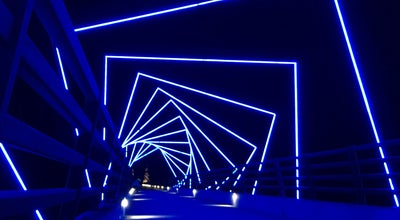 Photo of Bridge High Trestle Trail Bridge at Madrid, IA 50156, United States