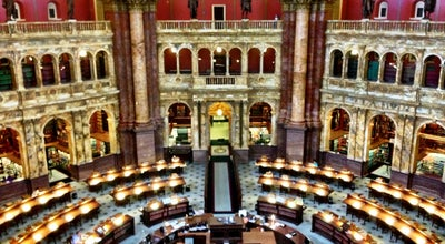 Photo of Library Library of Congress at 101 Independence Ave Se, Washington, DC 20540, United States