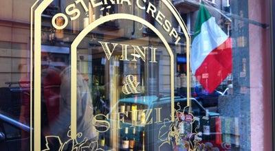 Photo of Wine Bar Osteria Crespi  VINI & SFIZI at Via Pietro Crespi 17, Milano 20127, Italy
