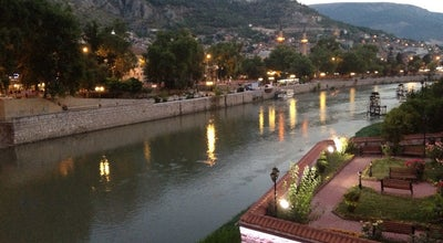 Photo of Cafe Sehr-i Zade Cafe Restaurant at Hatuniye, Amasya 05200, Turkey