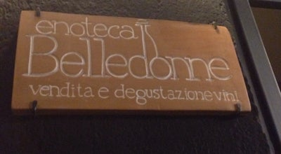 Photo of Wine Bar Enoteca Belledonne at Vico Belledonne A Chiaia, 18, Napoli 80121, Italy