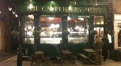 Photo of Pub Carpenter's Arms at 12 Seymour Pl., Marble Arch W1H 7NE, United Kingdom