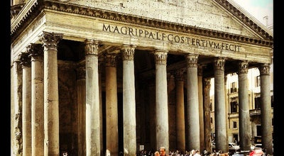 Photo of Church Pantheon at Piazza Della Rotonda, Roma 00186, Italy