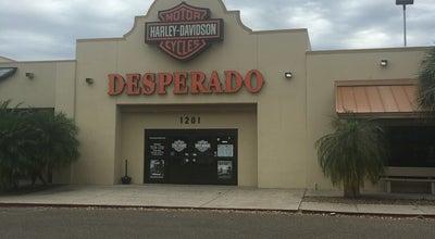 Photo of Motorcycle Shop Desperado Harley-Davidson at 1201 S Bentsen Rd, McAllen, TX 78501, United States