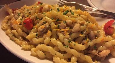Photo of Italian Restaurant Osteria Il Gallo e L'innamorata at Via Stefano Billardello 18, Marsala 91025, Italy