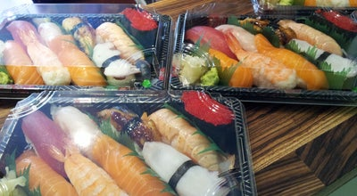 Photo of Sushi Restaurant Edo Sushi at 24-26 High Court Chambers, Sheffield S1 2EP, United Kingdom