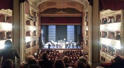 Photo of Theater Teatro Della Pergola at Via Della Pergola 12/32, Firenze 50121, Italy