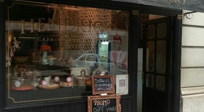 Photo of Coffee Shop Hendrick's at Suipacha 1160, Ciudad de Buenos Aires 1007, Argentina