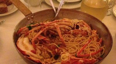 Photo of Italian Restaurant Tinello at Στρατή Μυριβήλη 1, Άλιμος 174 55, Greece