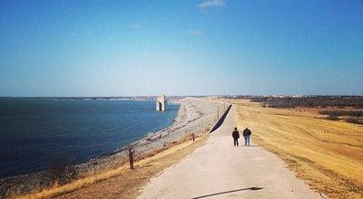 Photo of Trail Lake Waco Dam at Waco, TX, United States