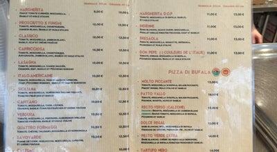 Photo of Pizza Place Don Pépé at 73 Avenue Pierre Grenier, Boulogne-Billancourt 92100, France