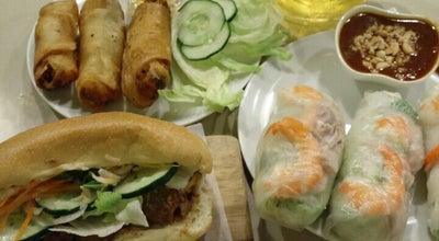 Photo of Vietnamese Restaurant Ca Phé Saigon at Red Cedar St., Marikina, Philippines