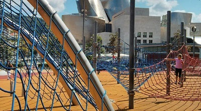 Photo of Playground Guggenheim Playground at Avenida Abandoibarra 2, Bilbao, Spain