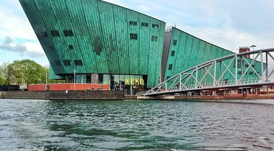 Photo of Science Museum NEMO Science Center at Oosterdok 2, Amsterdam 1011 VX, Netherlands