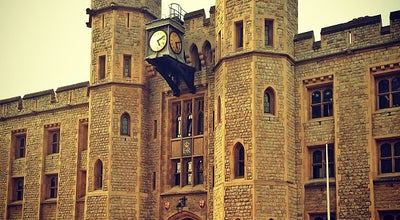 Photo of Castle Tower of London at Tower Hill, London EC3N 4AB, United Kingdom