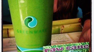 Photo of Juice Bar Raw Cane SuperJuice Bar at 5301 W Sunset Blvd, Los Angeles, CA 90027, United States
