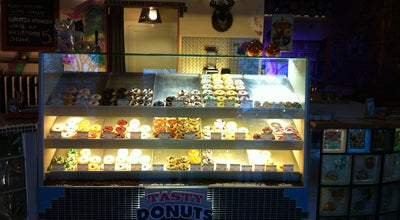 Photo of Donut Shop Tasty Donuts & Coffee at Mathildenplatz 1, Darmstadt, Germany