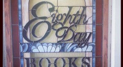 Photo of Bookstore Eighth Day Books at 2838 E Douglas Ave, Wichita, KS 67214, United States