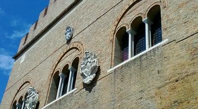 Photo of Historic Site Palazzo dei Trecento at Piazza Dei Signori, Treviso 31100, Italy