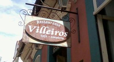 Photo of Brazilian Restaurant Villeiros at R. Pe. José Maria Xavier, 132, São João Del Rei, Brazil