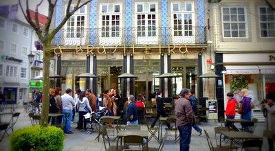 Photo of Cafe Café A Brasileira at Lg. Do Barão S. Martinho, 17, Braga 4700-306, Portugal