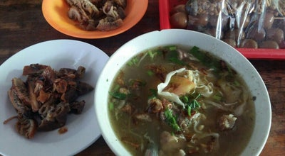 Photo of Asian Restaurant Soto Babat Bu Mulyono at Jl. Bantul Km 9 Cepit, Bantul, Indonesia