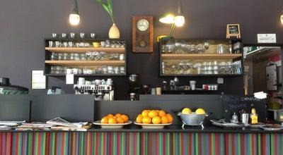 Photo of Coffee Shop Den Hoek Af at Vlaanderenstraat 1, Gent 9000, Belgium