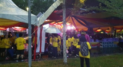 Photo of Night Market Uptown Civic Centre at Jalan Taman Budaya, Kuching 93000, Malaysia