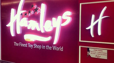 Photo of Toy / Game Store Hamleys at Alpha One Mall, Ahmedabad 380054, India