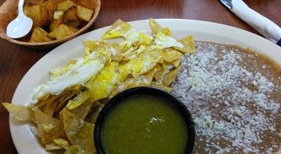 Photo of Mexican Restaurant El Pueblo at 525 E Jefferson Blvd A, Dallas, TX 75203, United States
