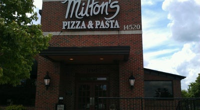 Photo of Pizza Place Milton's Pizza & Pasta at 14520 New Falls Of Neuse, Raleigh, NC 27614, United States