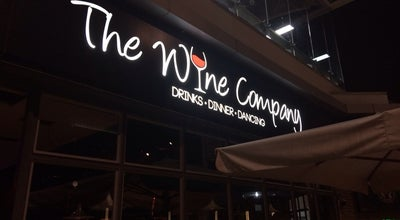Photo of Wine Bar The Wine Company at 22-23, Dlf Cyberhub, Dlf Cyber City, Gurgaon 122002, India