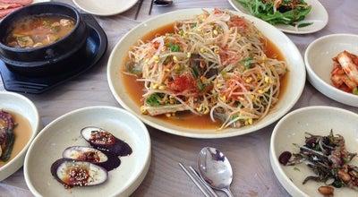 Photo of Korean Restaurant 원조 우정명태찜 at South Korea