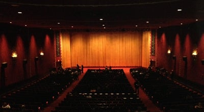 Photo of Movie Theater Ziegfeld Theater - Bow Tie Cinemas at 141 W 54th St, New York, NY 10019, United States
