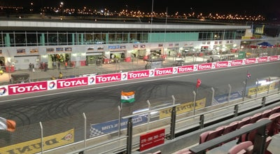 Photo of Racetrack Dubai Autodrome at Emirates Road, Dubai 24649, United Arab Emirates