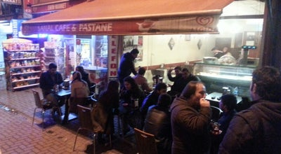 Photo of Cafe Şanal Cafe at Universite Ust Kapi, Bülent Ecevit Üniversitesi, Turkey