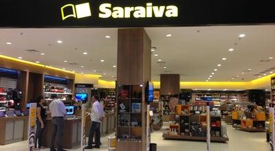 Photo of Bookstore Saraiva at Boulevard Londrina Shopping, Londrina 86027-750, Brazil