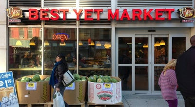 Photo of Grocery Store Best Market at 2187 Frederick Douglass Blvd, New York, NY 10026, United States