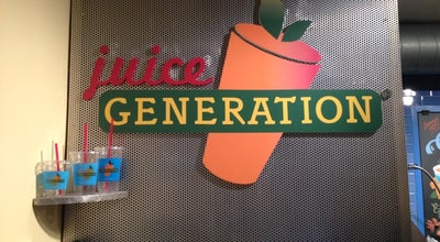 Photo of Juice Bar Juice Generation at 117 W 72nd St, New York, NY 10023, United States