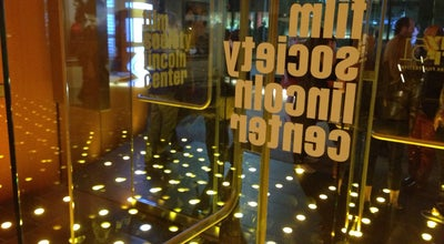 Photo of Indie Movie Theater Film Society of Lincoln Center at 70 Lincoln Center Plz, New York, NY 10023, United States