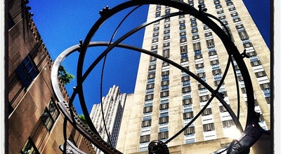 Photo of Plaza Rockefeller Center at 600 5th Avenue (5/6th), New York, NY 10112, United States