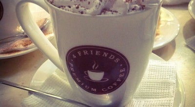 Photo of Coffee Shop 4 Friends Coffee at Ул. Постышева, 117а, Донецк 83000, Ukraine