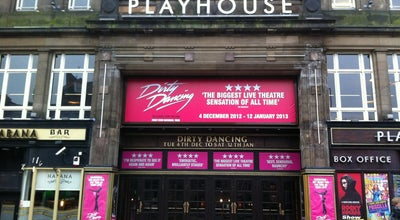 Photo of Theater Edinburgh Playhouse at 18-22 Greenside Pl, Edinburgh EH1 3AA, United Kingdom