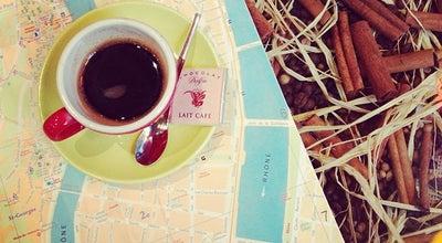 Photo of Cafe À Chacun sa Tasse at 2 Rue Du Griffon, Lyon 69001, France