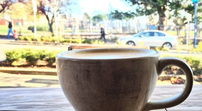 Photo of Cafe Small Ritual Coffee at 1237 Johnston Road, White Rock, BC V4B 3Y8, Canada